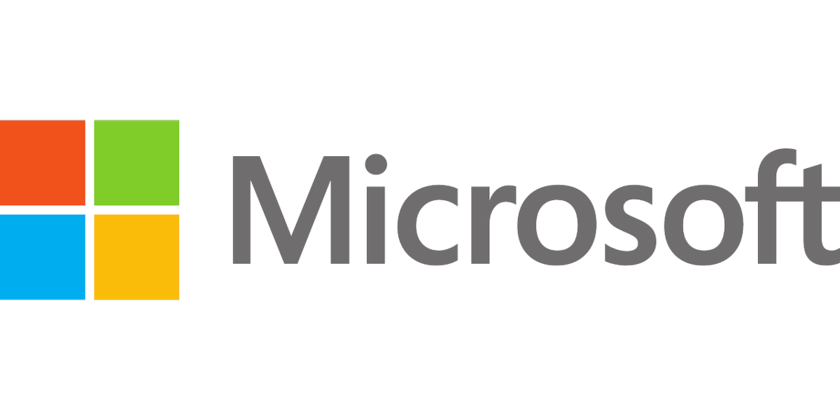 Screenshot of logos from the  Microsoft Affiliate website
