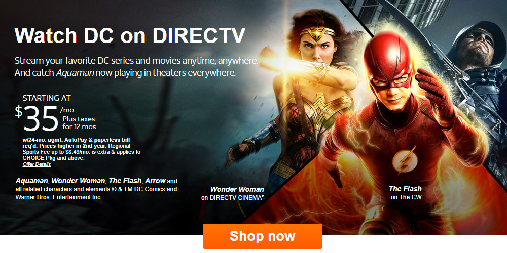 directtv home page