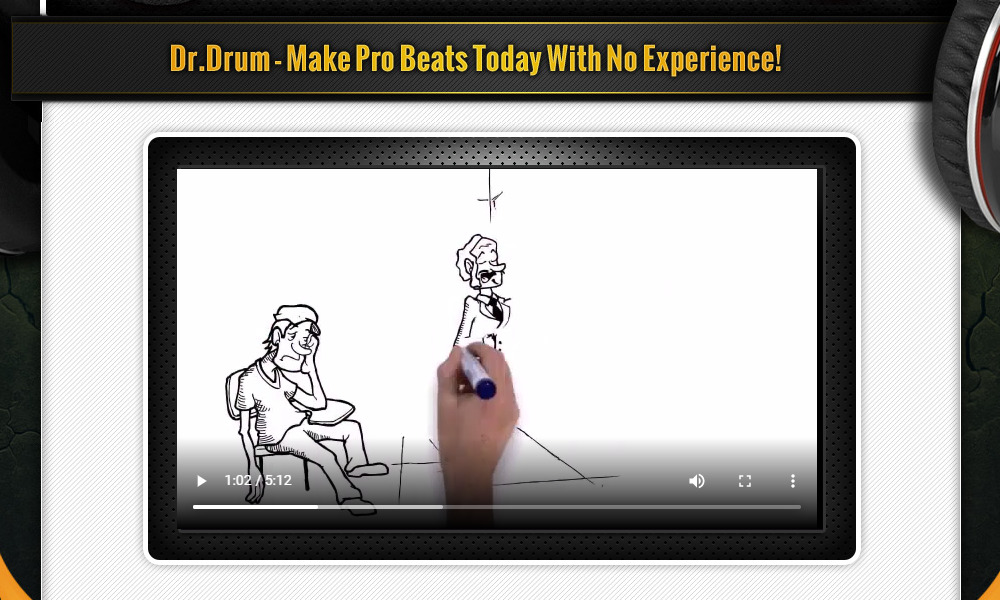 dr drum home page