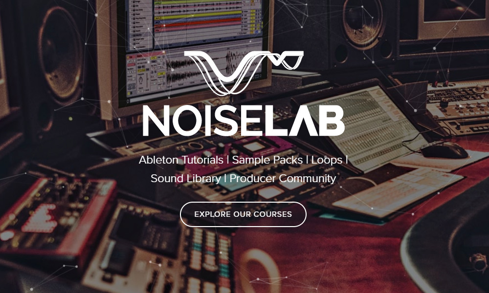 noise lab home page