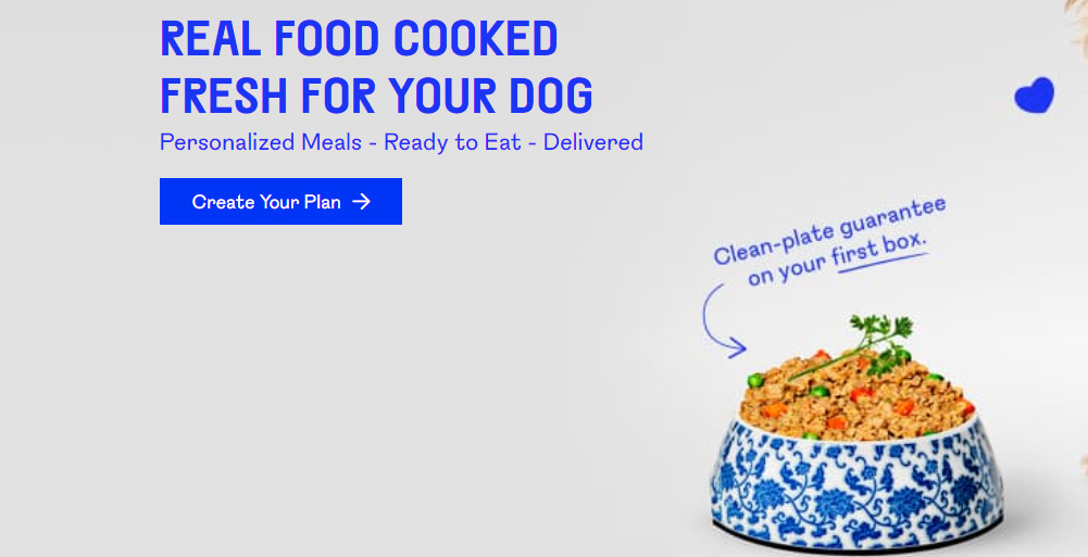 pet plate home page