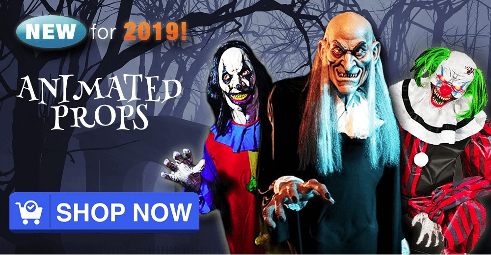 halloween express home page