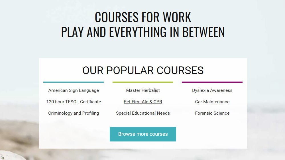 international open academy home page