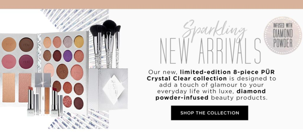 pur cosmetics home page