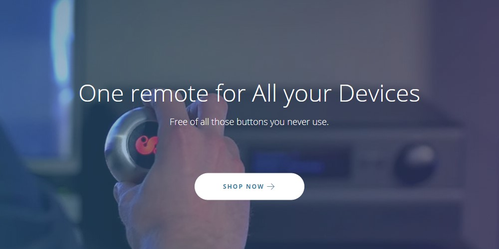 spin remote home page