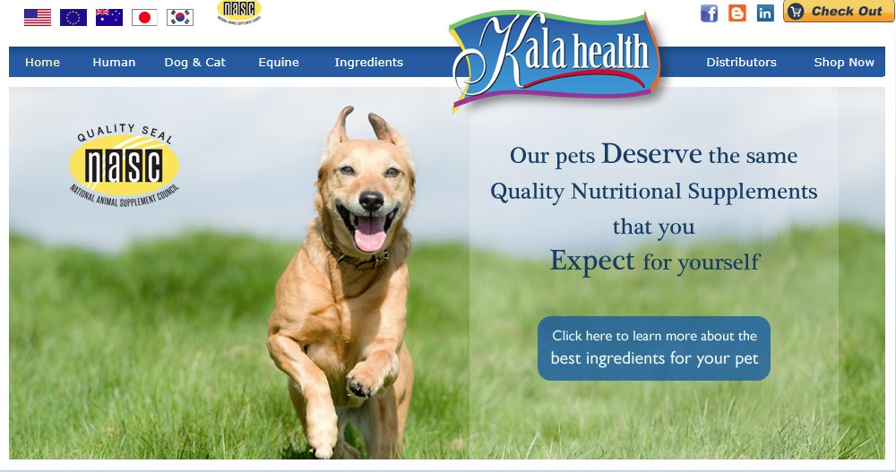 kala health home page
