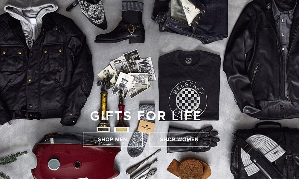 belstaff home page
