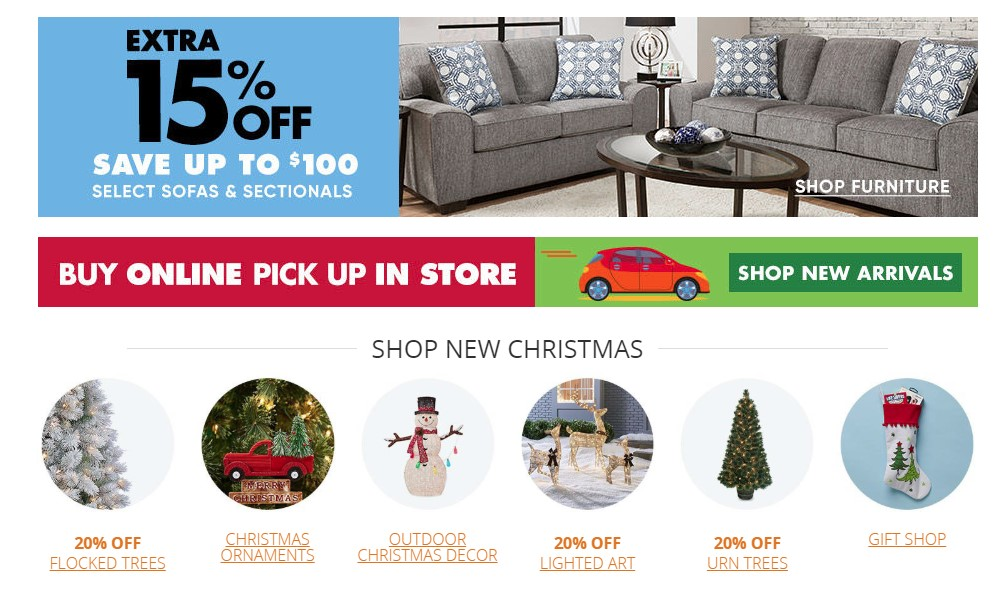 big lots home page