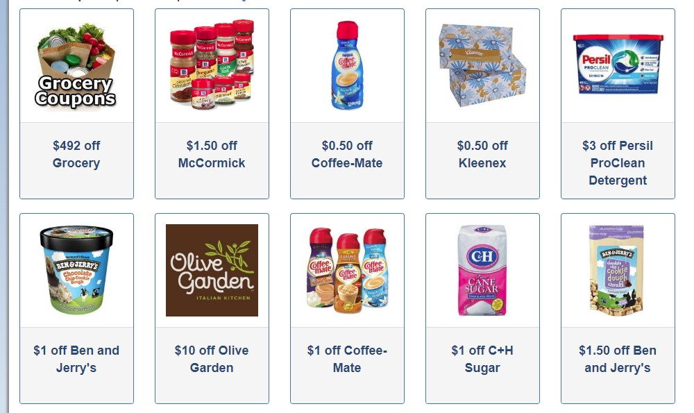 coupon surfer home page