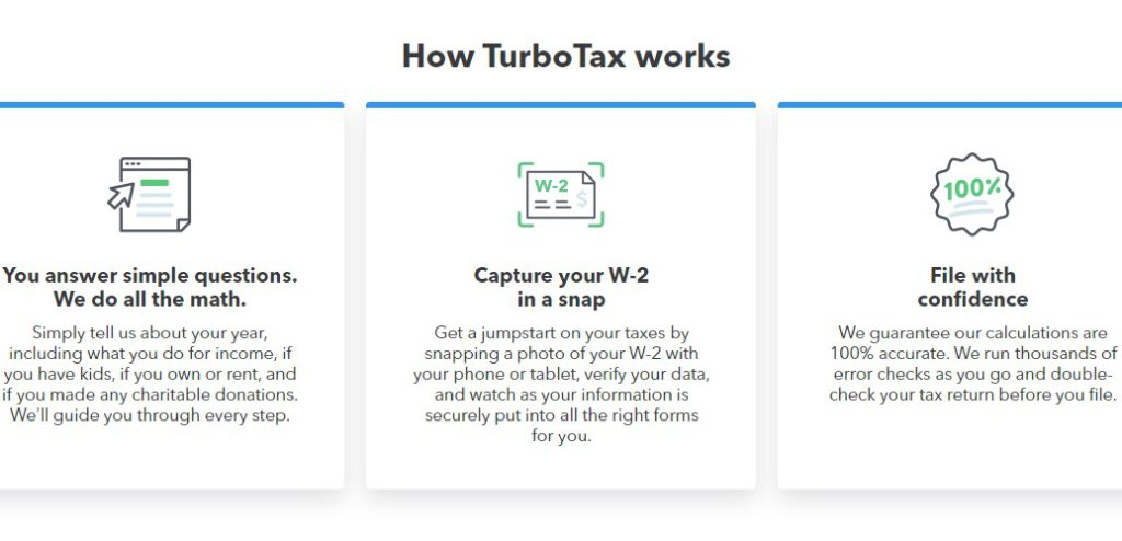 turbo tax home page