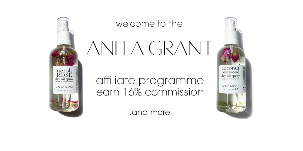 anita grant affiliate program signup page