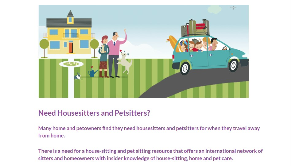 housesit match home page