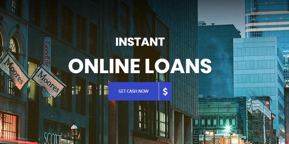 private loan shop home page