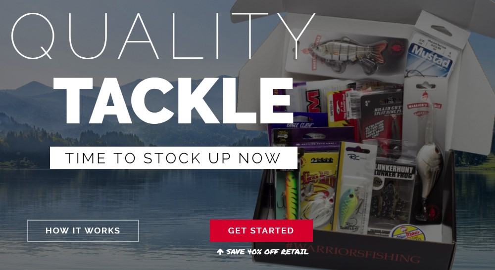 warriors tackle supply home page