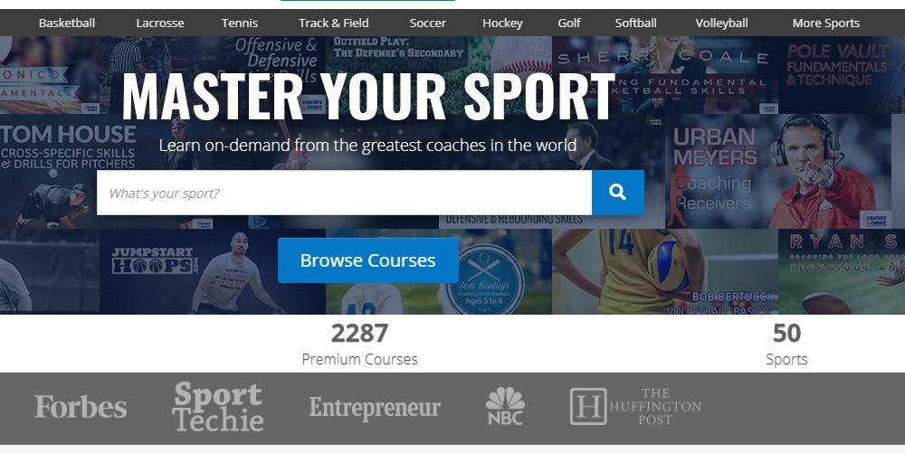 coach tube home page