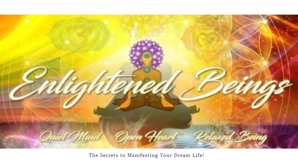 enlightened beings home page