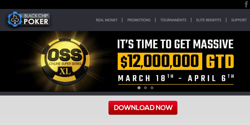black chip poker home page