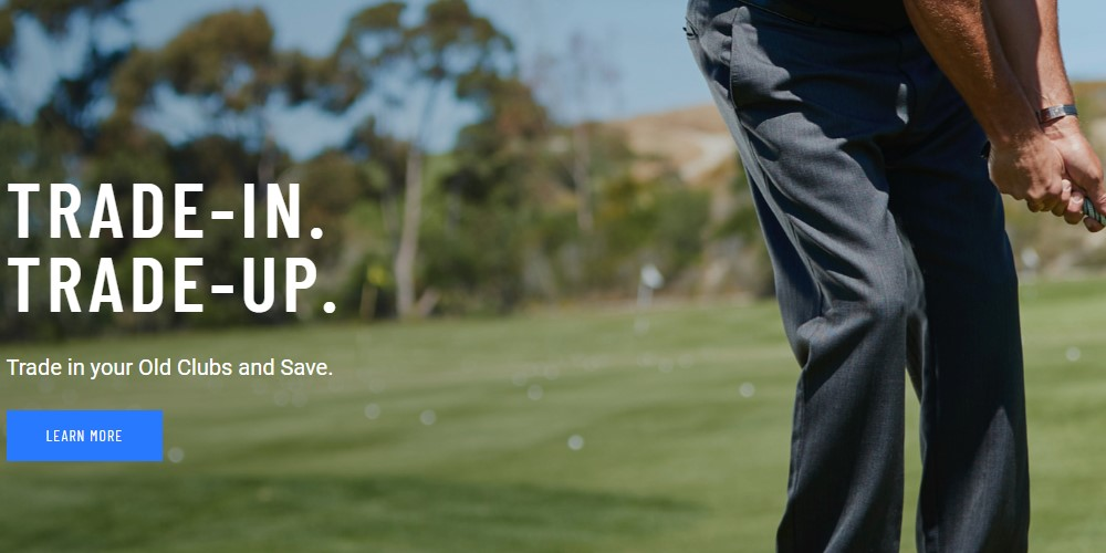 callaway golf home page