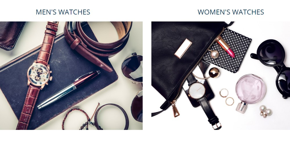 ewatches home page