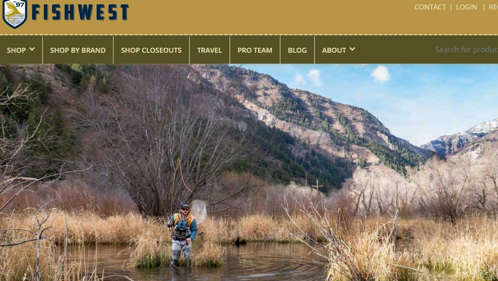 fishwest about us page