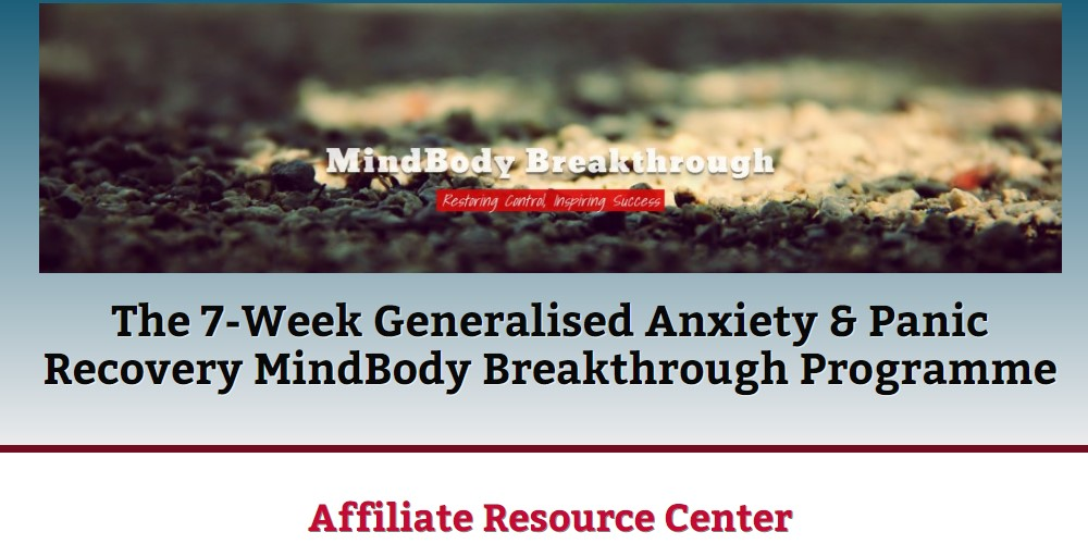 mindbody breakthrough affiliate sign up page