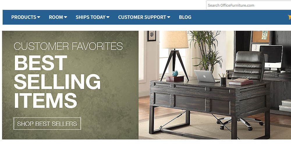 office furniture home page