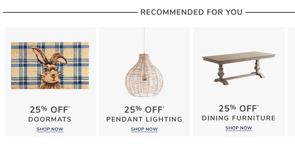 pier 1 home page