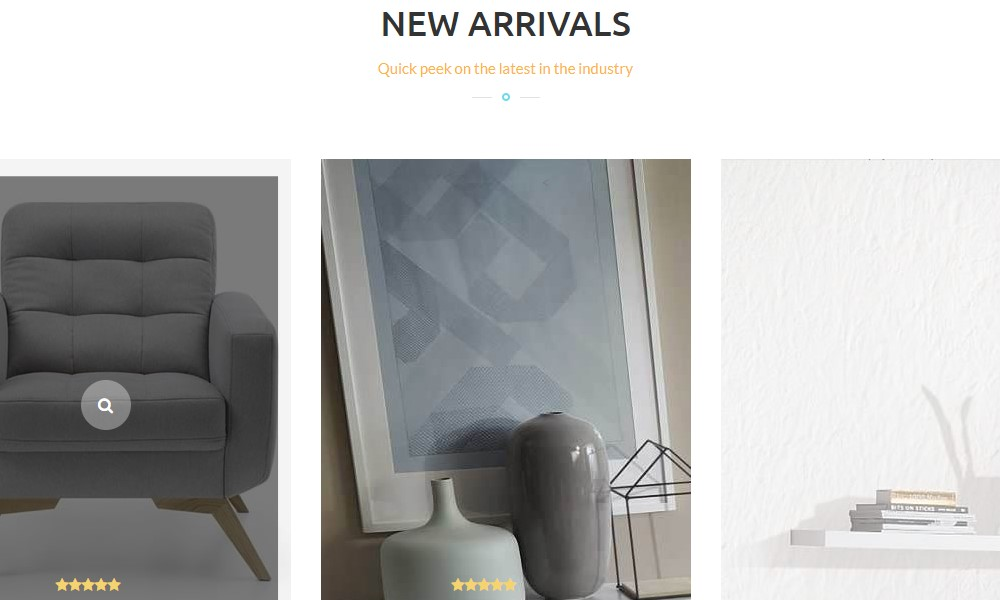 smart furniture home page