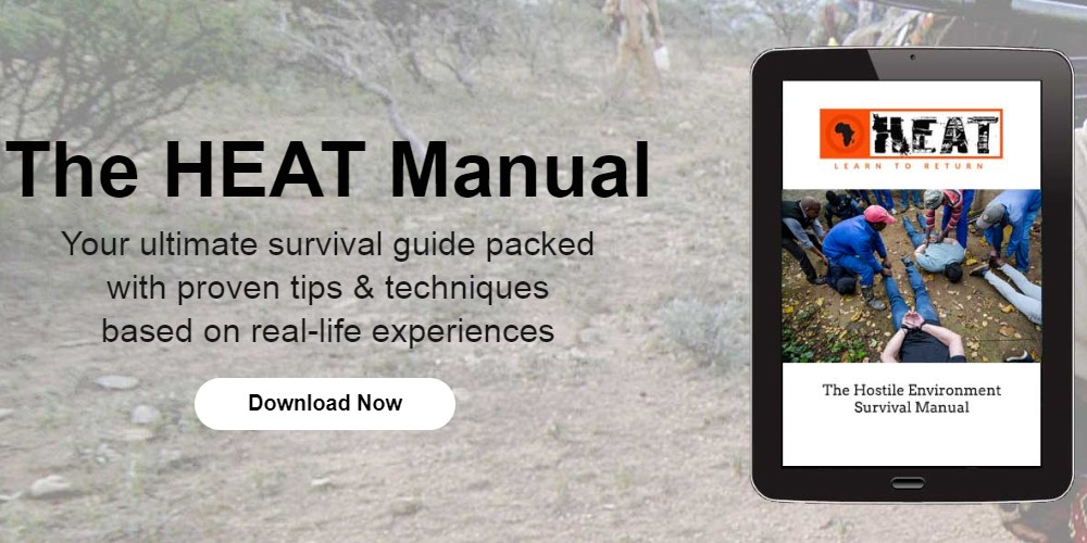 HEAT Survival training home page