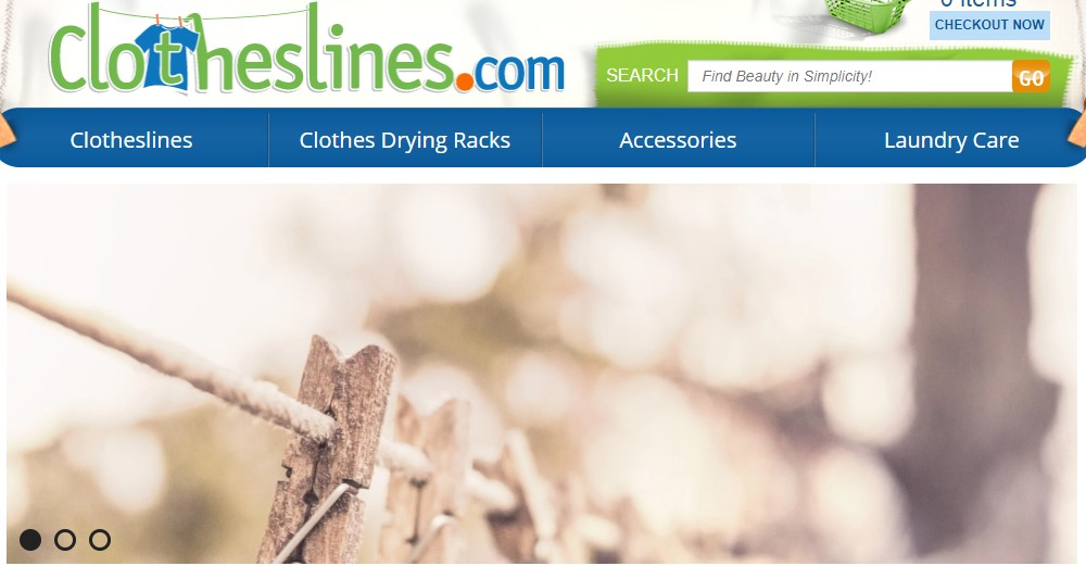 clotheslines home page