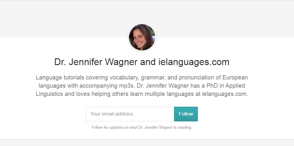 ielanguages home page