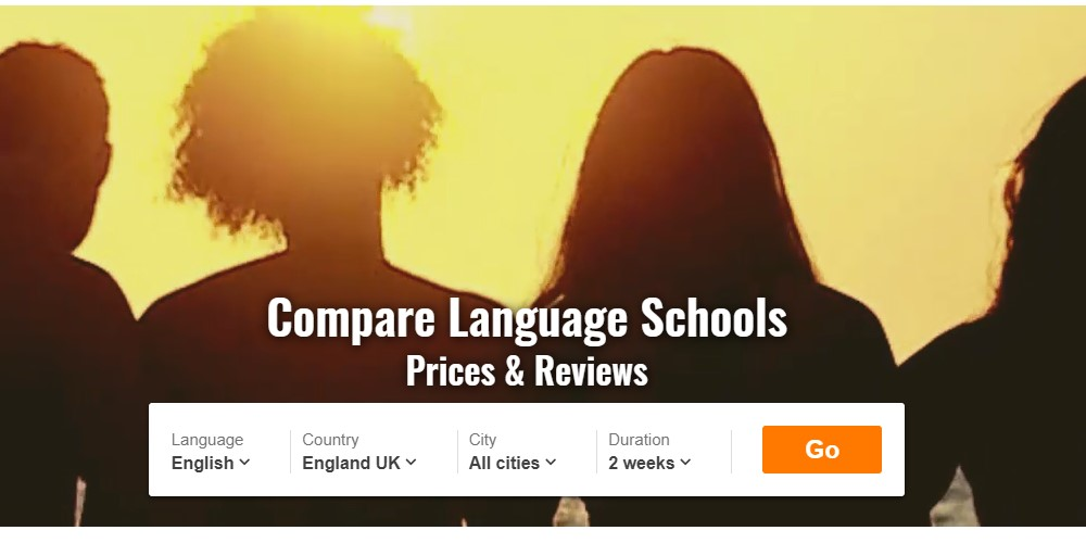 language course home page