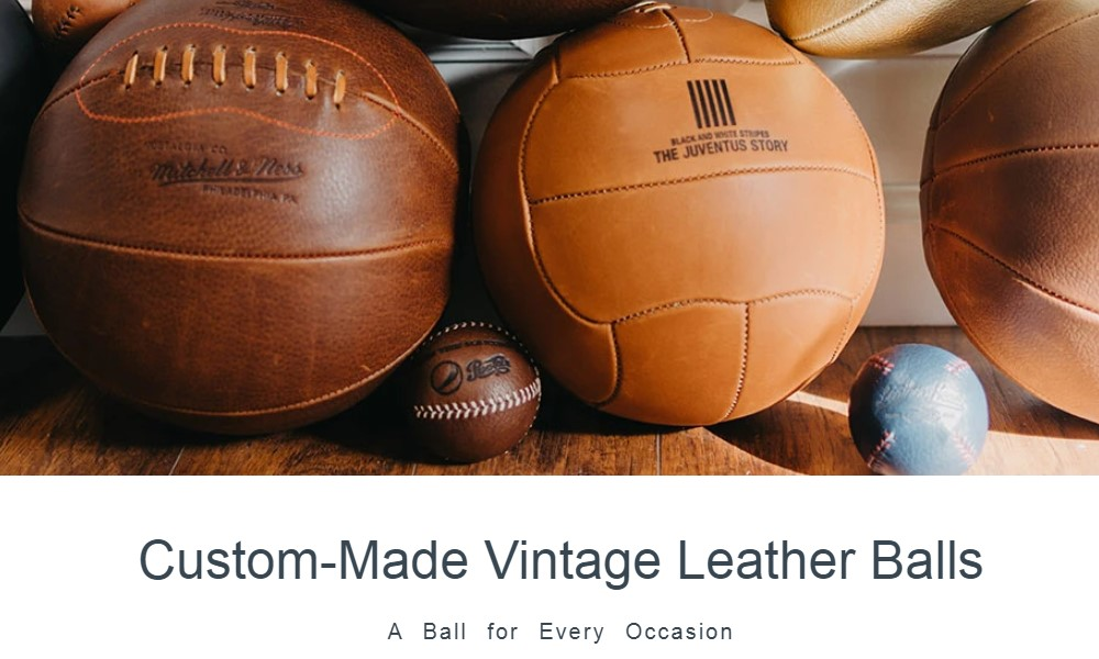 leather head sports home page