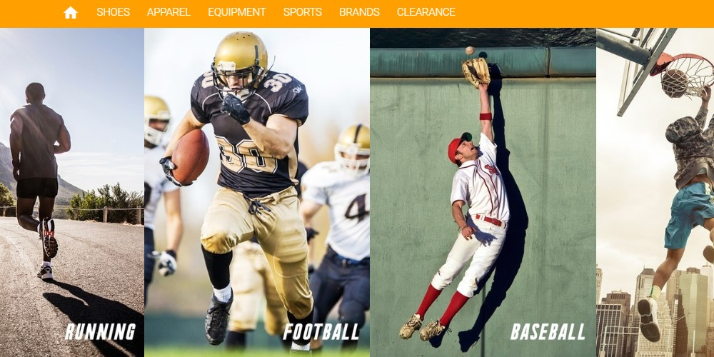 revup sports home page