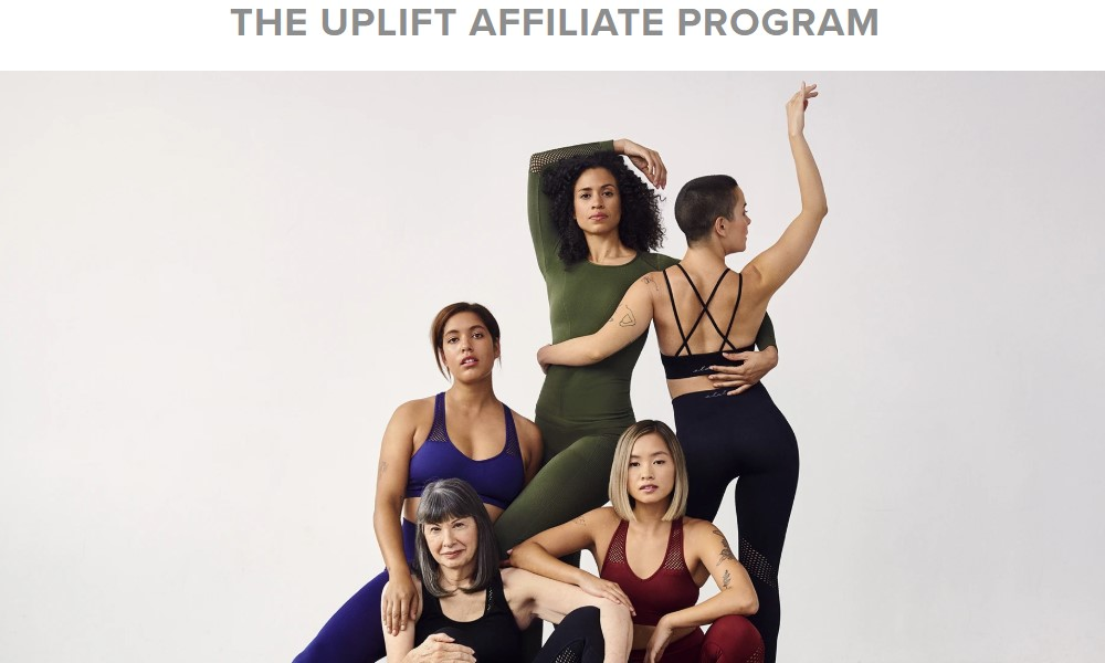 alala affiliate sign up page