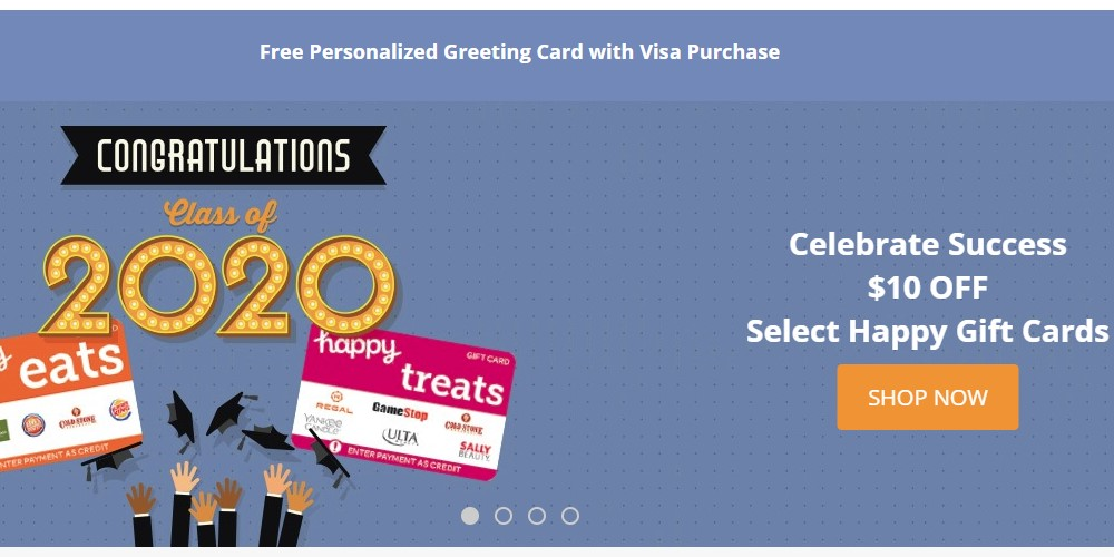 gift card mall home page