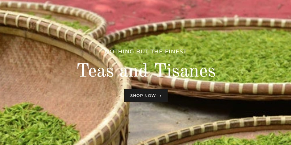 herbal infusions home page