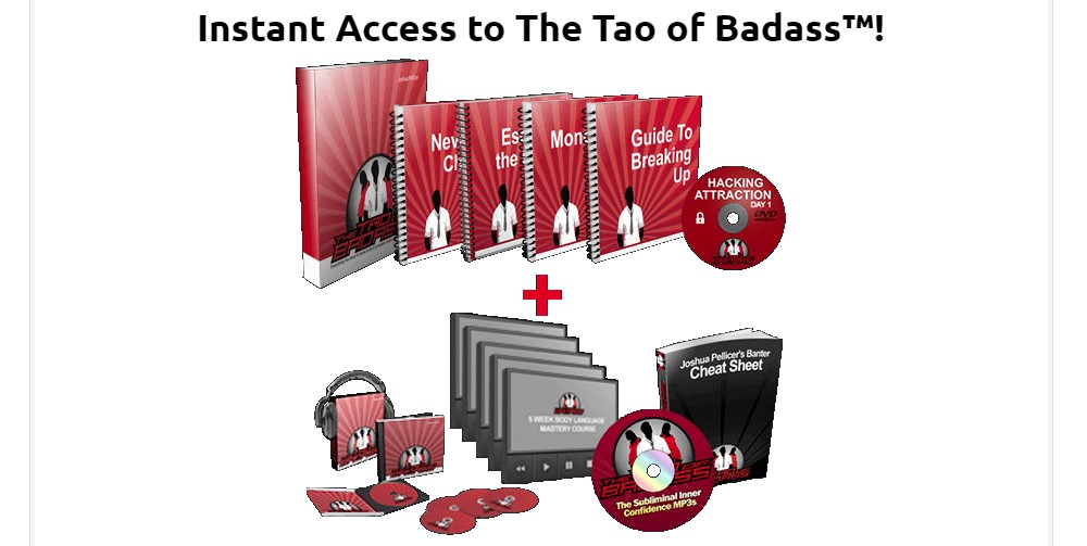 the tao of badass home page