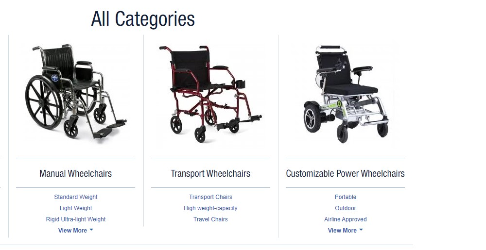 1800 wheelchair home page