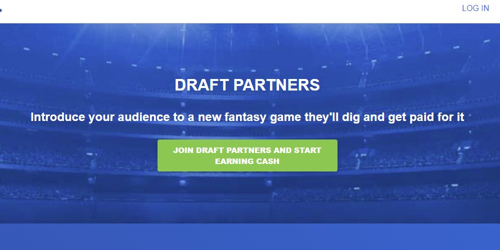 draft affiliate page