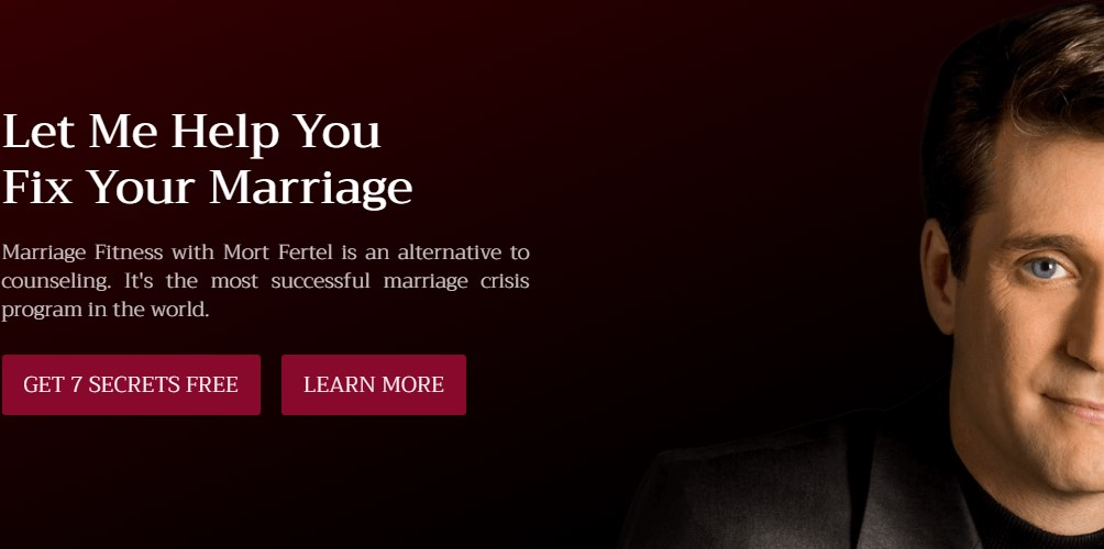 marriage fitness home page