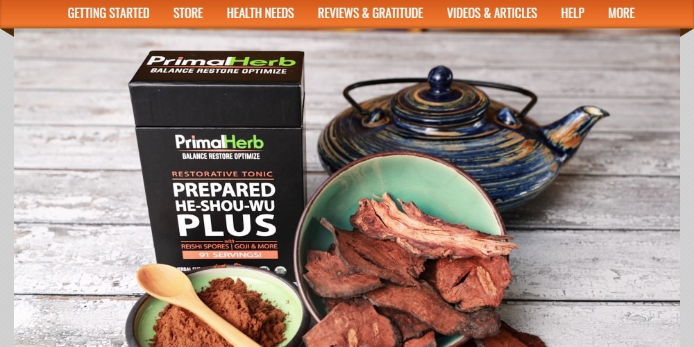 primal herb home page