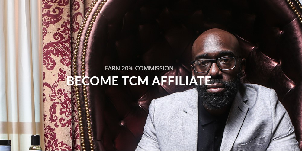 tcm affiliate sign up page
