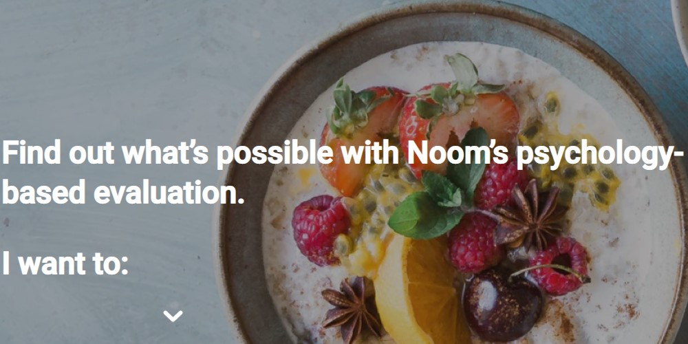noom home page