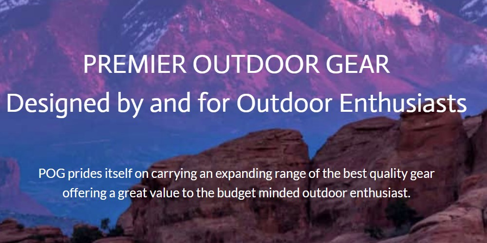 premiere outdoor gear home page