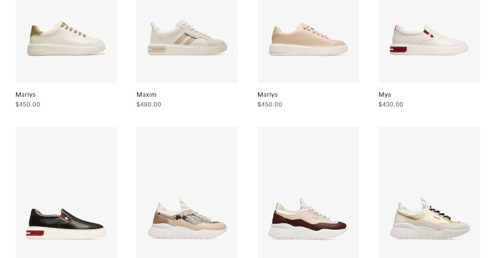 bally category page