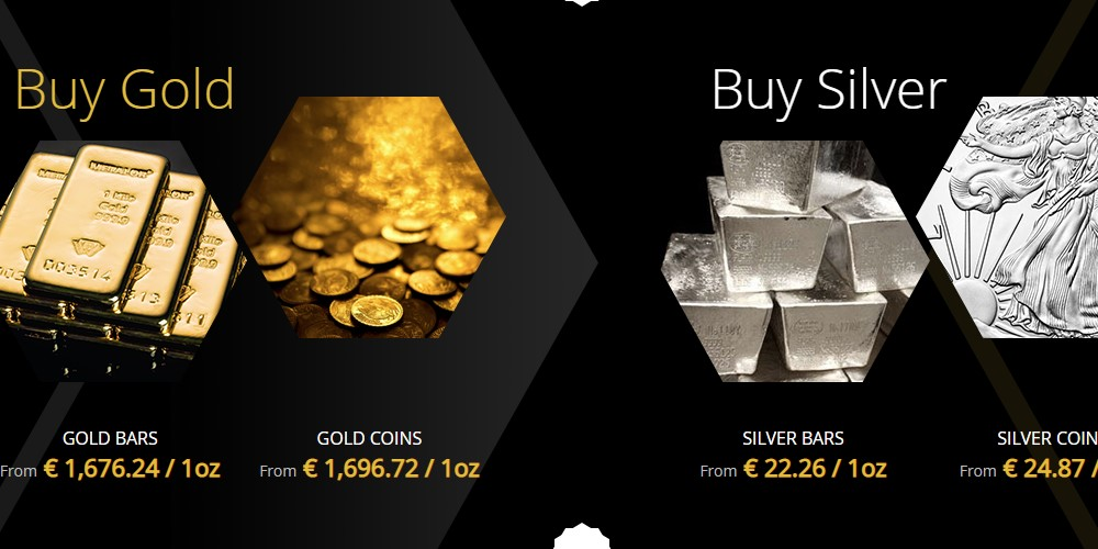 gold core home page
