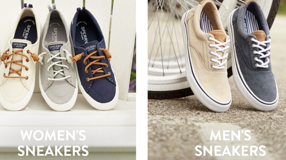 sperry home page
