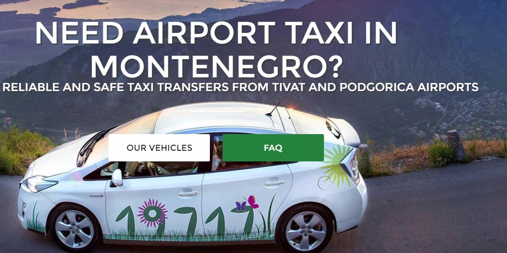 terrae taxi home page
